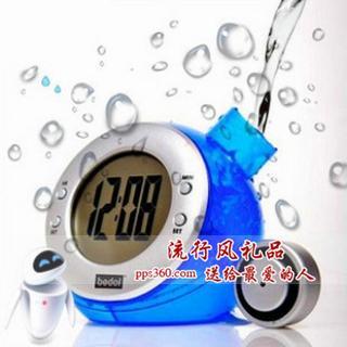 喝水的钟表